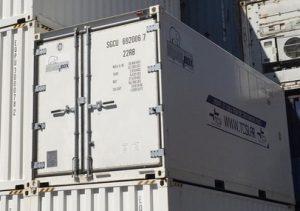 Container frigo de 20'