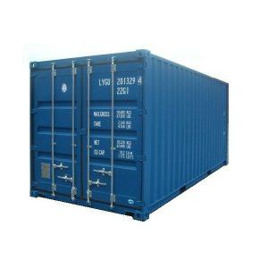 Container maritime 20 pieds