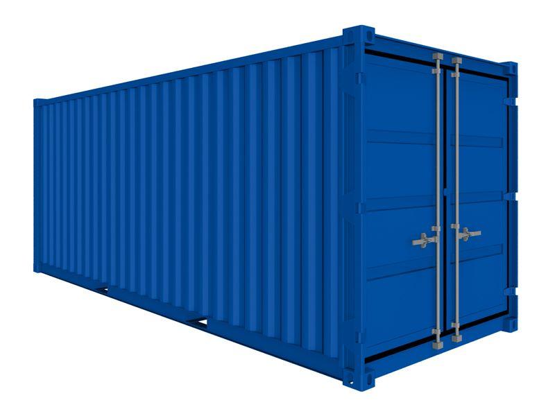 Conteneur de stockage ou maritime info for Acheter un conteneur maritime