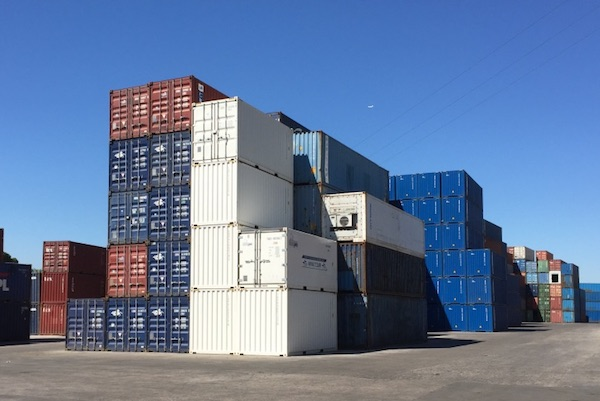 containers dry 20 pieds et 40'