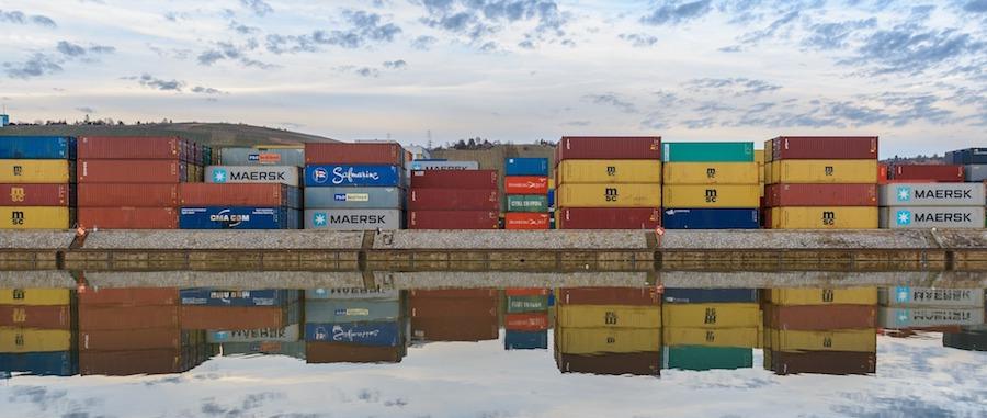 l'achat de containers maritimes